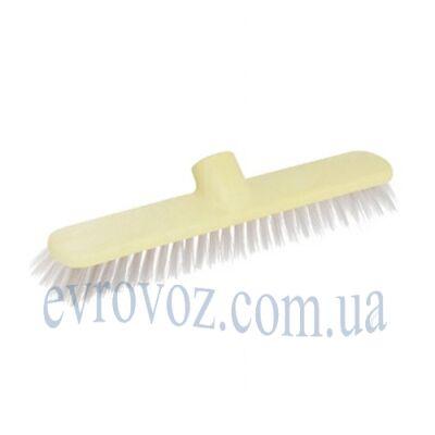 Щетка для влажной уборки пола поливинилхлорид Базик 30см