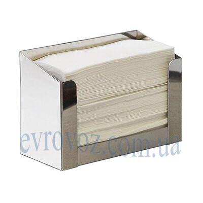 Держатель бумажных полотенец в пачках Е-Линия глянец