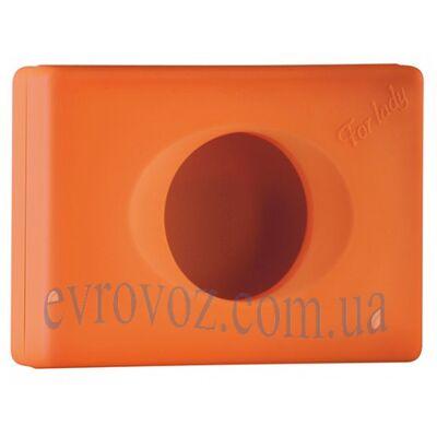 Держатель гигиенических пакетов оранж