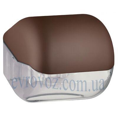 Держатель стандартной туалетной бумаги коричневый