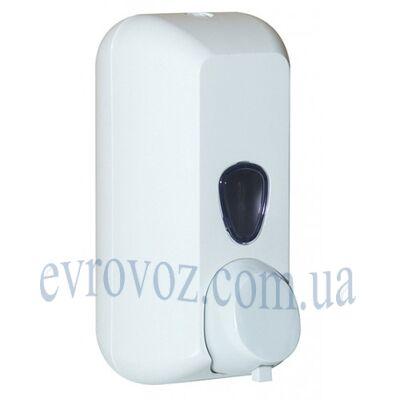 Дозатор мыла-пены 0,5 л Плюс белый