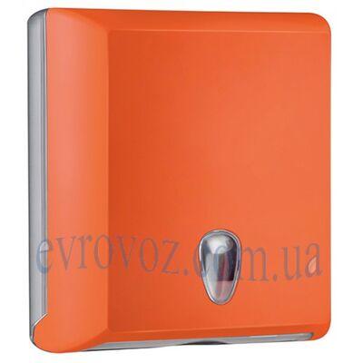 Держатель бумажных полотенец в пачках Колор оранж