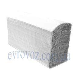 Бумажные полотенца Z-складка Бюджет