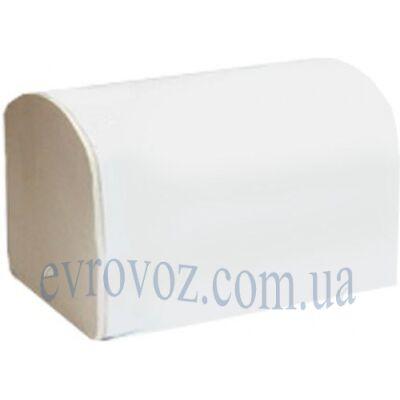 Салфетки столовые FASTO V-сложение 100% целлюлоза 2 слоя 190 листов