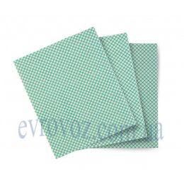 Нетканная салфетка из вискозы для уборки гладких и деликатных поверхностей 40х50 см 10 шт Италия