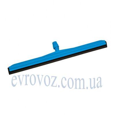 Скребок для сгона воды с пола полипропиленовый 45см синий
