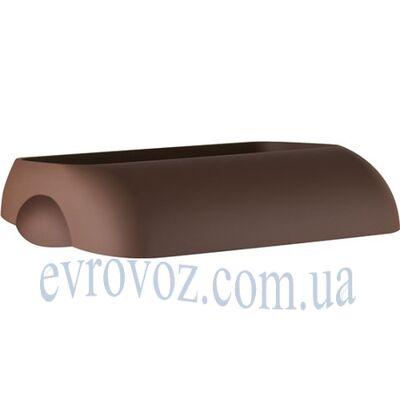 Крышка для урны 23л арт.742MA Колор коричневая
