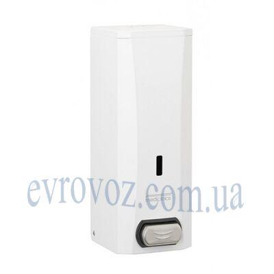 Дозатор жидкого мыла 1,5 л белый