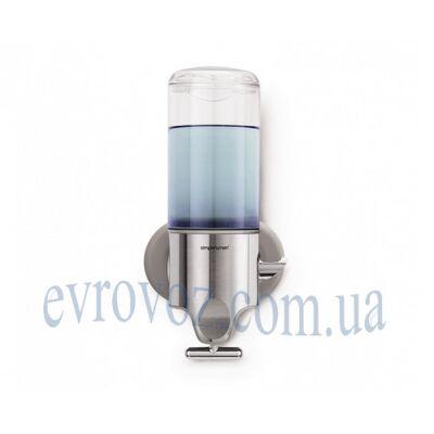 Дозатор жидкого мыла 0,444 л настенный