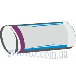 Мешки для мусора полиэтиленовые 35л 50 шт. белые