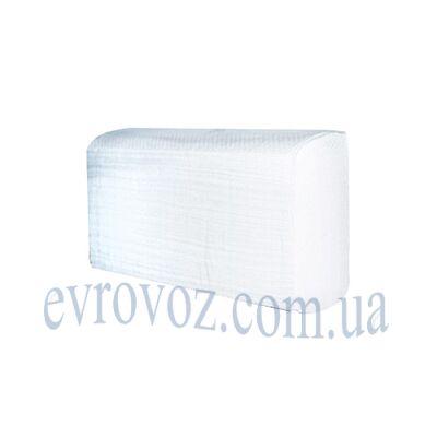Полотенца бумажные узкопанельные 24,5x20 см 120 листов 2 слоя