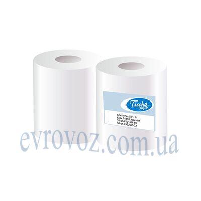 Полотенца промышленные протирочные в рулоне Премиум 2 слоя 790 листов 2шт в упаковке