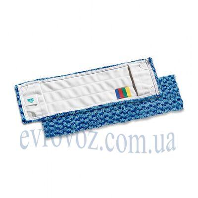 Моп Microsafe микрофибра с карманами 40см