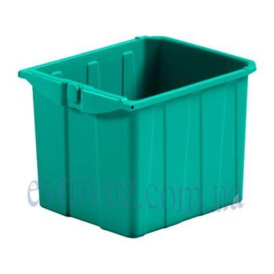 Ящик пластмассовый без замка 40л