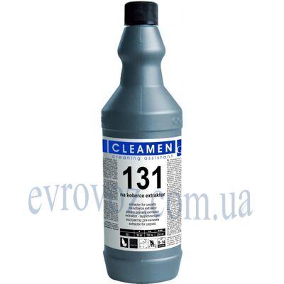 Средство для чистки ковровых покрытий Cleamen 131, 1л