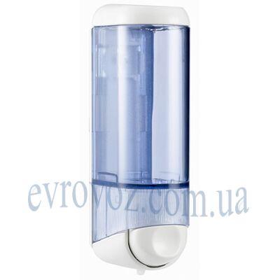 Дозатор жидкого мыла 0,25 л Аквалба прозрачный