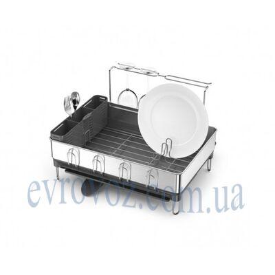 Держатель стаканов и посуды с поддоном 20535