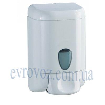 Дозатор жидкого мыла 1 л Престиж белый