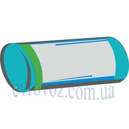 Мешки для мусора полиэтиленовые 120л  20 мкн 20 шт синие