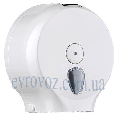 Держатель туалетной бумаги Джамбо Престиж белый