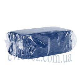 Куверты сервировочные 33,4х40 см синие