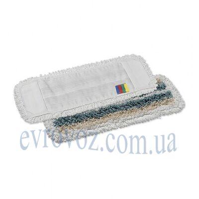 Моп Трис Блик микрофибра-полиэстр-хлопок с карманами 40см