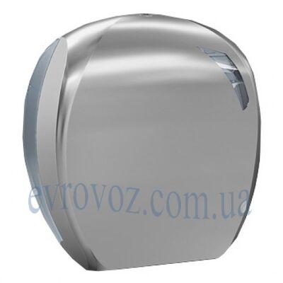 Держатель туалетной бумаги Джамбо Линия металик