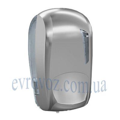Дозатор жидкого мыла 0,6 л Линия металик