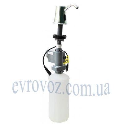 Дозатор жидкого мыла сенсорный встраиваемый 1,6 л