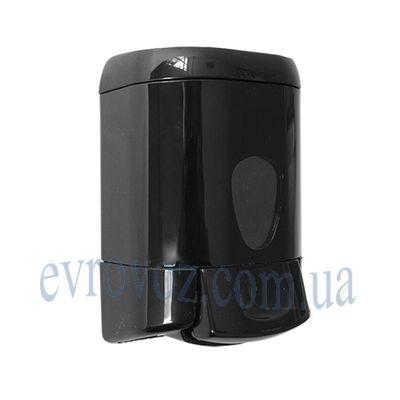 Дозатор жидкого мыла 0,55 л Престиж черный