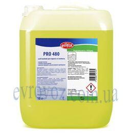 Моющее средство для ламината и паркета Pro-480 10л
