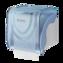 Диспенсер туалетной бумаги в стандартных рулонах Bello голубой