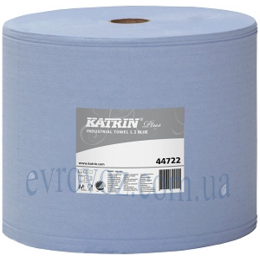 Katrin Plus Промышленное полотенце L2 Blue