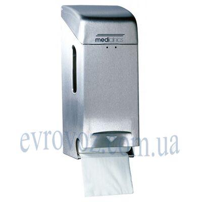Держатель туалетной бумаги стандарт на 2 рулона