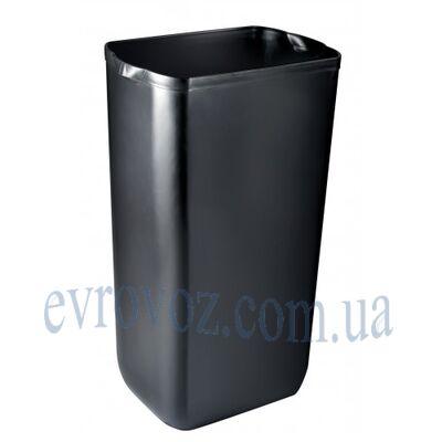 Урна для мусора и бумажных полотенец Колор 23л черная