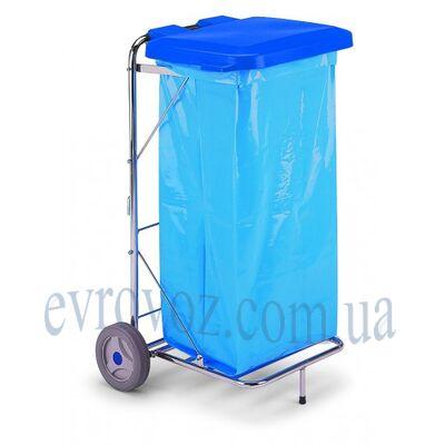 Контейнер открытый для мусора 120л Техно 61