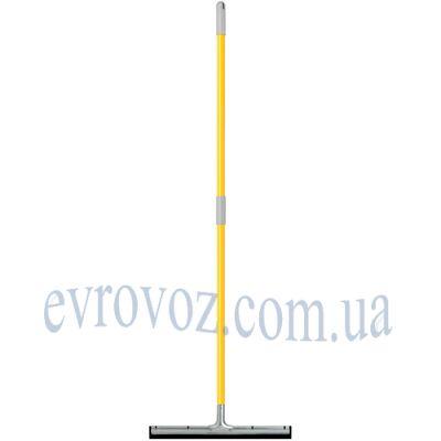 Металлический сгон для пола 45 см с рукояткой