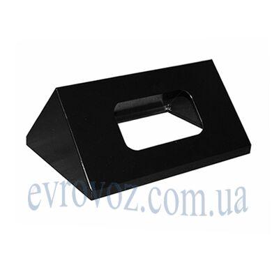 Крышка для урны Линия-С 60л черная