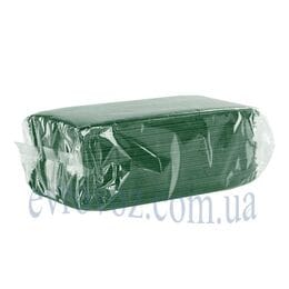 Куверты сервировочные зеленые 33,4х40 см