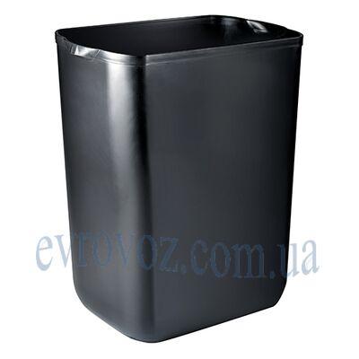 Корзина Престиж для мусора и бумажных полотенец 43л черная