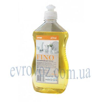 Средство для ручного мытья посуды FINO 0,5л