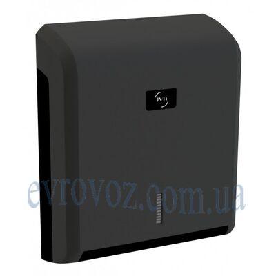 Копия Держатель для узкопанельных листовых бумажных полотенец ZZ сложения черный