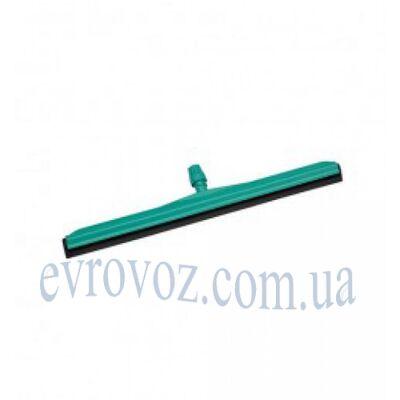 Скребок для сгона воды с пола полипропиленовый 45см зеленый