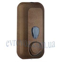 Дозатор жидкого мыла 0,55 л WD коричневый