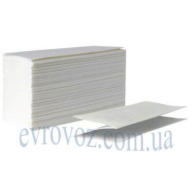 Бумажные полотенца 2 слоя сложения ZZ Украина