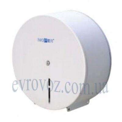 Держатель для туалетной бумаги в больших рулонах до 300 м. белый