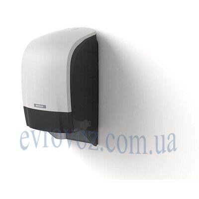 Диспенсер для туалетной бумаги Katrin Inclusive System Toilet Dispenser  белый