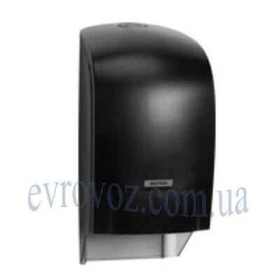 Диспенсер для туалетной бумаги Katrin Inclusive System Toilet Dispenser черный