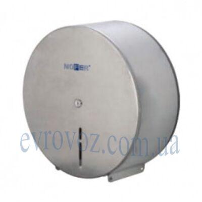 Диспенсер для туалетной бумаги в больших рулонах до 300 м матовый