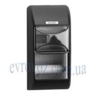 Диспенсер для туалетной бумаги в стандартных рулонах Katrin Toilet 2 черный